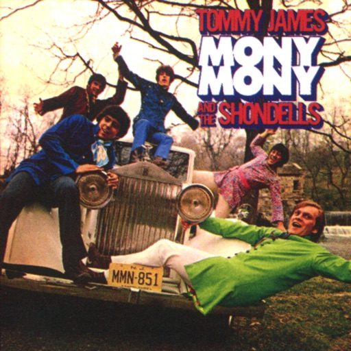 Art for Mony Mony by Tommy James & the Shondells