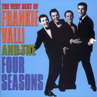 Frankie Valli & The Four Seasons - The Very Best of Frankie Valli and the Four Seasons artwork