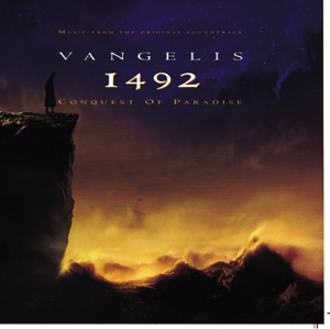 Vangelis - 1492 - Conquest of Paradise (Soundtrack from the Motion Picture)