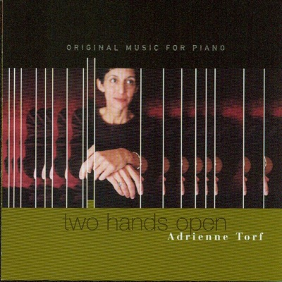 Two Hands Open - Adrienne Torf