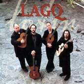 Los Angeles Guitar Quartet - Paisaje Mexicano