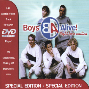 Boys Alive - Right Here Waiting (Extended Mix)