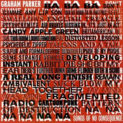 Songs of No Consequence - Graham Parker