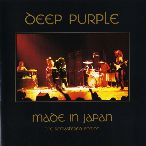 Art for Smoke on the Water (live) by Deep Purple
