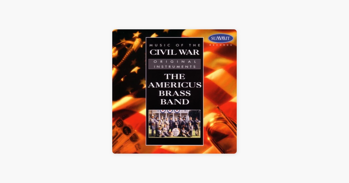 music of the civil war Civil war music is either hopelessly patriotic, hopelessly sentimental, hopelessly romantic, and in some cases hopelessly funny i know this, but hearing almost any song from the period affects me deeply.