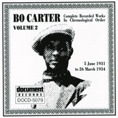 Bo Carter - I Want You To Know