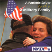 A Patriotic Salute to the Military Family - Various Artists - Various Artists