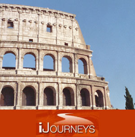 iJourneys Ancient Rome: The Coliseum, Roman Forum, and Capitoline Hill (Original Staging) audiobook