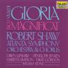 Vivaldi: Gloria - Bach: Magnificat - Atlanta Symphony Chorus, Atlanta Symphony Orchestra, Dawn Upshaw & Robert Shaw