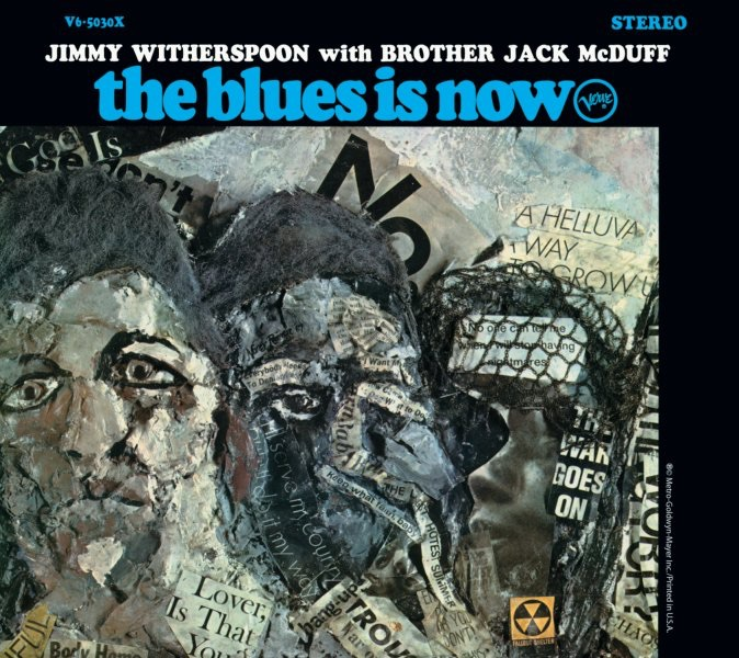 The Blues Is Now