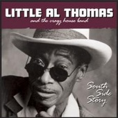 Little Al Thomas - Bad Luck Baby