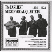 Dinwiddie Colored Quartet - Down On The Old Camp Ground