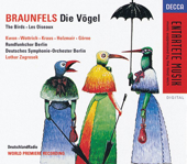 Braunfels: Die Vogel, Op. 30