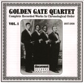Golden Gate Jubilee Quartet - Won't Be There One Happy Time