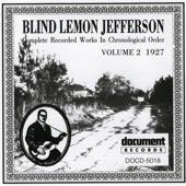 Blind Lemon Jefferson - Rising High Water Blues