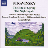 Stravinsky: The Rite Of Spring  The Nightingale-London Symphony Orchestra, Philharmonia Orchestra & Robert Craft