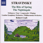 Stravinsky: The Rite of Spring - The Nightingale - London Symphony Orchestra, Philharmonia Orchestra & Robert Craft - London Symphony Orchestra, Philharmonia Orchestra & Robert Craft