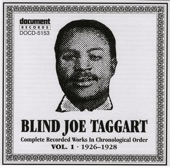 Blind Joe Taggart - The Storm Is Passing Over