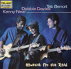 Debbie Davies, Kenny Neal & Tab Benoit - Homesick for the Road artwork