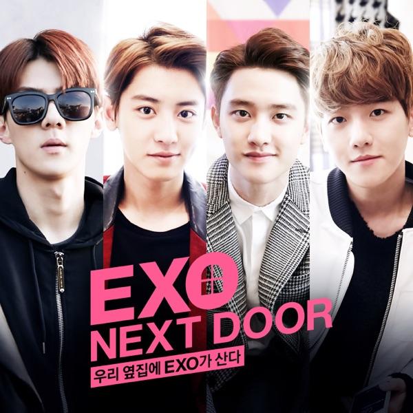 EXO NEXT DOOR (Original Television Soundtrack) - Single