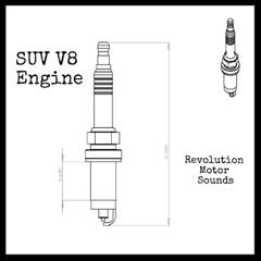 SUV V8 Engine