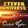 Caleb Hyles - Stronger Than You Song Lyrics