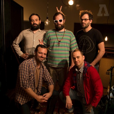 mewithoutYou on Audiotree Live - EP - mewithoutYou