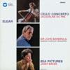 Elgar Cello Concerto Sea Pictures