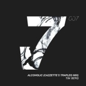 Alcoholic (Cazzette's Trapleg Mix) - Single