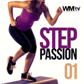 Step Passion 01 (Non-Stop Mixed Session 128 BPM)