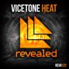 Vicetone - Heat artwork
