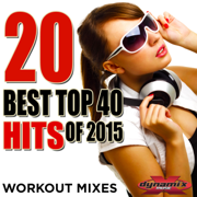 20 Best Top 40 Hits of 2015 (Workout Mixes) [Unmixed Songs For Fitness & Exercise] - Various Artists - Various Artists