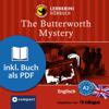 Alison Romer - The Butterworth Mystery: Compact Lernkrimis - Englisch A2 Grafik