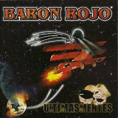 Ultimasmentes - Barón Rojo