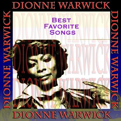 Best Favorite Songs - Dionne Warwick