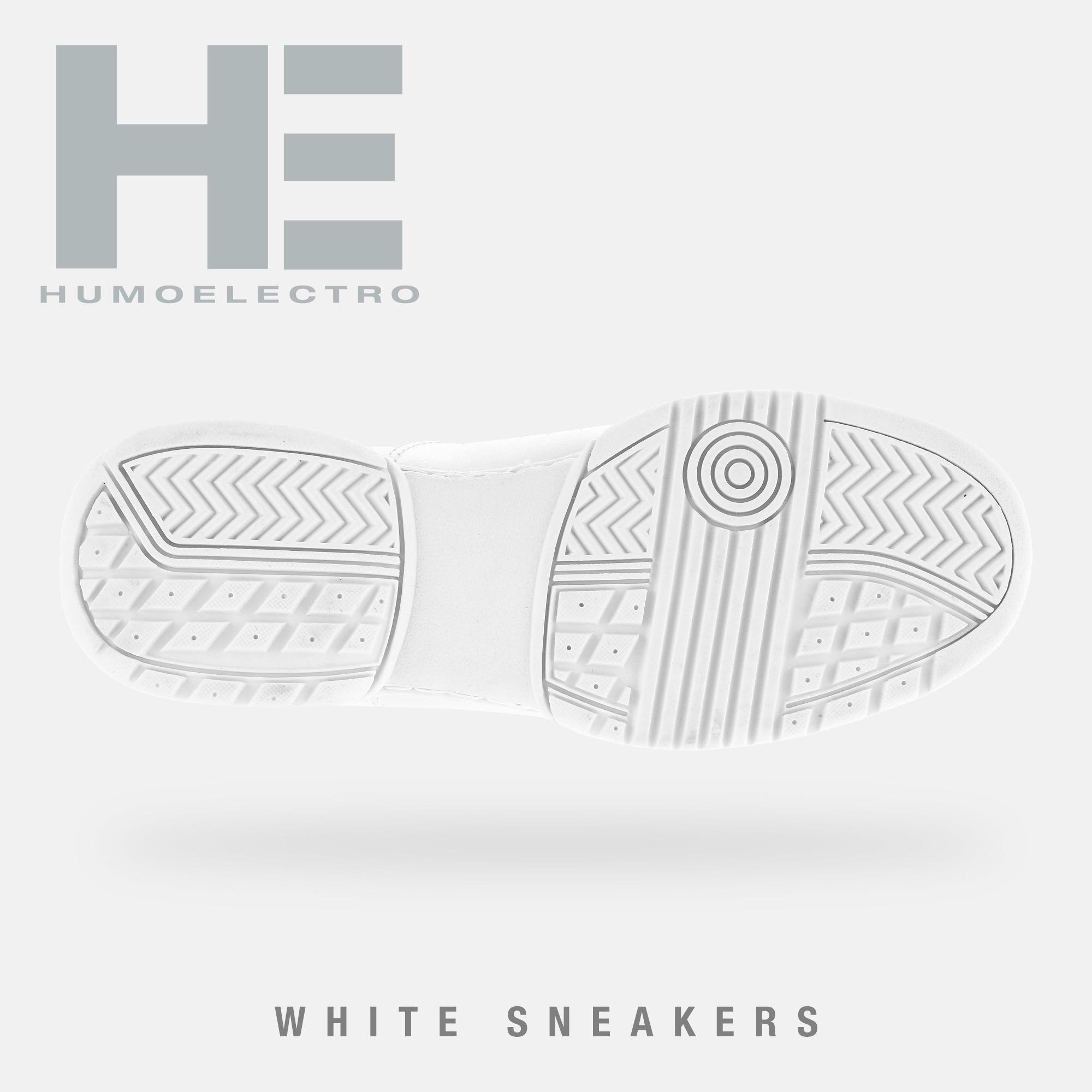 White Sneakers - Single