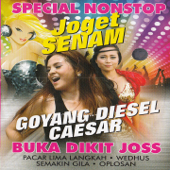 Special Nonstop Joged Senam: Goyang Diesel Caesar-Windy HP & Denia Marza