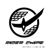 JUST LIVE MORE RIDER CHIPS Ver.