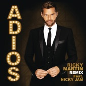 Adiós (Mambo Remix) [feat. Nicky Jam] - Single