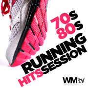 70's & 80's Running Hits Session (60 Minutes Non-Stop Mixed Compilation for Fitness & Workout 150 - 170 BPM) - Various Artists - Various Artists