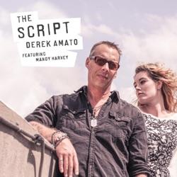 View album Derek Amato - The Script (feat. Mandy Harvey) - Single