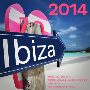Verschillende artiesten - Ibiza 2014