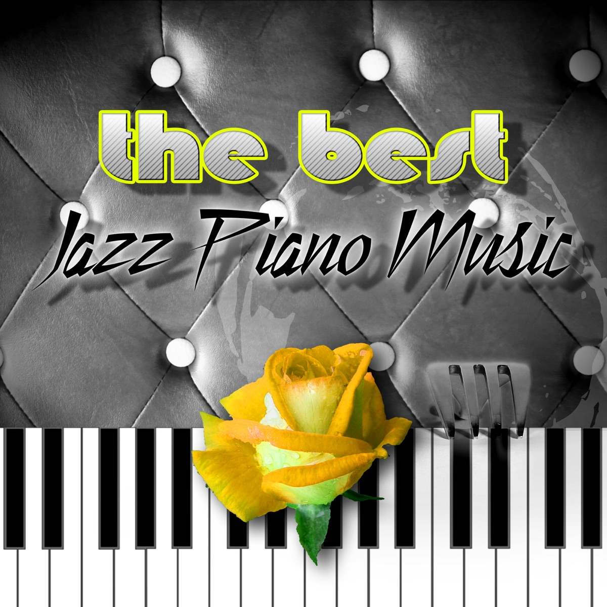 The Best Jazz Piano Music - Smooth & Soothing, Easy