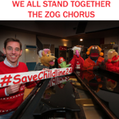We All Stand Together (feat. Bosco, Zig Zag, Dustin The Turkey, Pajo, Ryan Tubridy & The Children of STARCAMP)