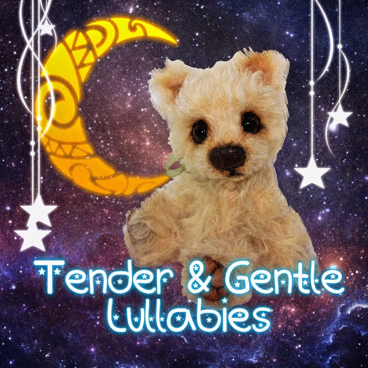 Tender & Gentle Lullabies – Baby Sleep Lullaby, Calm Night