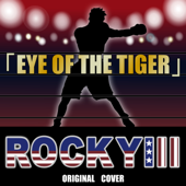 Eye of the Tigher from Rocky Iii