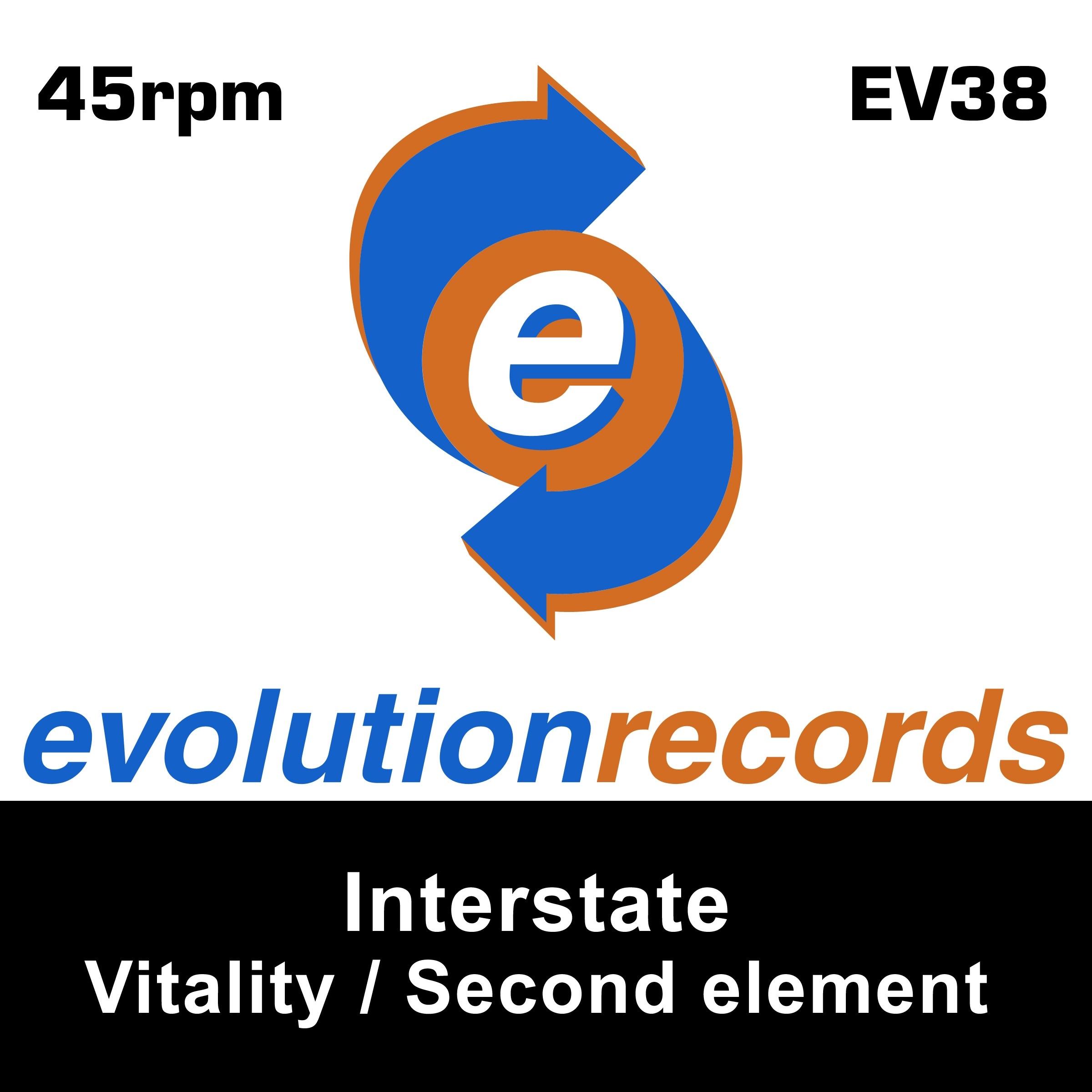 Vitality / Second Element - Single