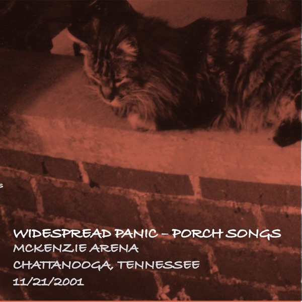 Live in Chattanooga, TN 11/21/2001 (live)
