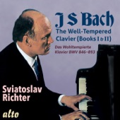 The Well Tempered Clavier, Book II: Prelude No. 2 in C Minor, BWV 871 artwork
