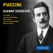 Gianni Schicchi: No. 15 'Si corre dal notaio'